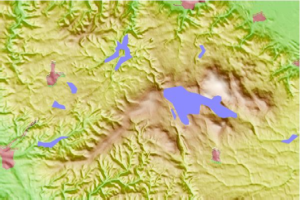 Surf breaks located close to Bruchberg