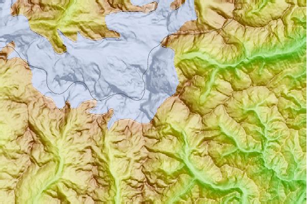 Monte Rosa Mountain Information