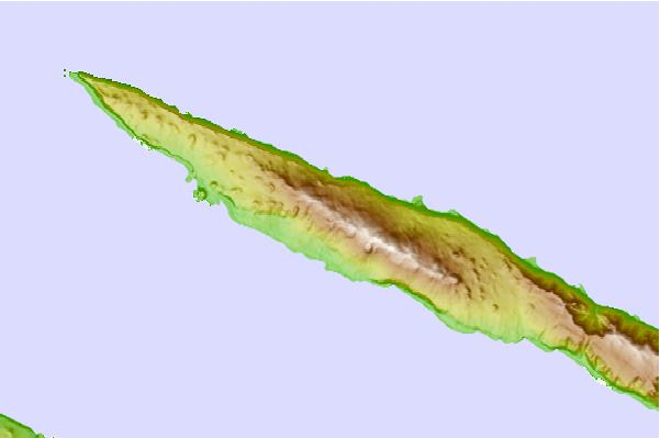 Surf breaks located close to Urzelina (volcano)