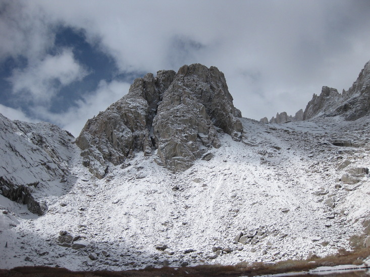 Mount Whitney Mountain Information