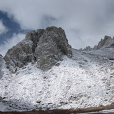 October 2012, Mount Whitney