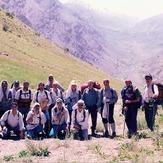 IN THE WAY OF Gahar lake, سن بران