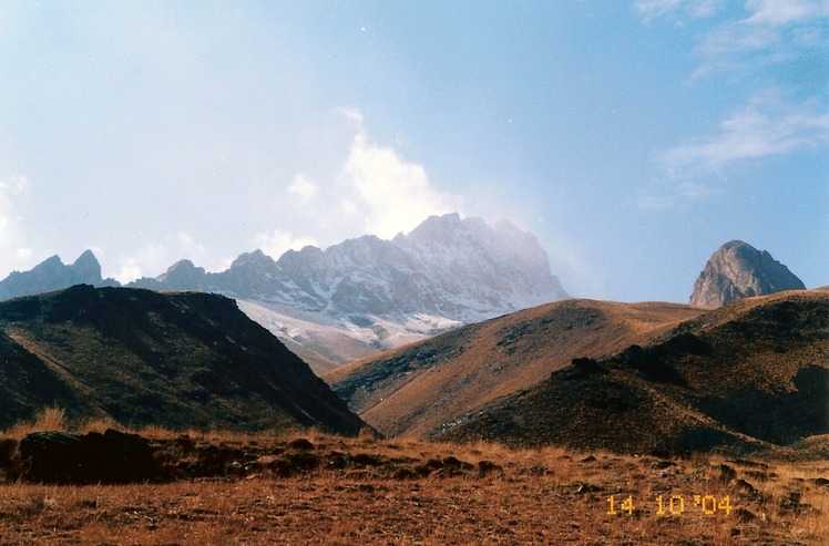 Naser Ramezani, آزاد کوه
