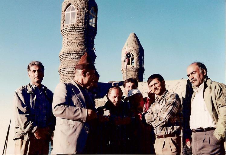 Naser Ramezani, سبلان