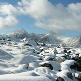 winter on the Reeks, Carrauntoohil
