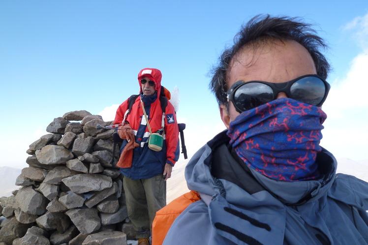 summit kamal in 91/7/15, Sahand