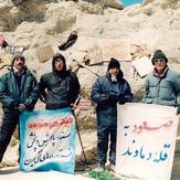 Naser Ramezani, دماوند
