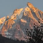 aiguilles du midi, Mont Blanc