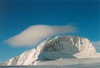 Stefani - The Throne of Zeus in Winter, Mount Olympus photo