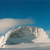 Stefani - The Throne of Zeus in Winter, Mount Olympus