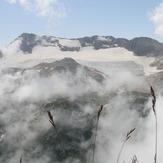 Mount Fisht from Psheho-Su