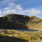 Red Tarn & Helvellyn, Dodd (Lake District)