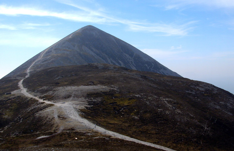 Croagh Patrick weather