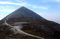 View from East Site, Croagh Patrick photo