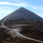 View from East Site, Croagh Patrick