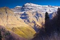 г.Агепста, Mount Agepsta photo