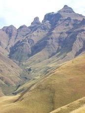 Cathedral Peak photo