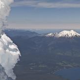 Unos metros antes de la cima., Osorno (volcano)