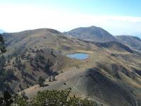 Dracon lake, 2150m, Smolikas photo