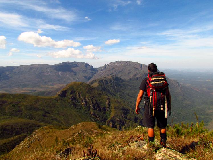 Serra do Caraça, Pico Da Bandeira