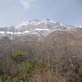 اولین برف پاییزی, شيركوه