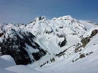 Southern Aspect of Mamquam Mountain photo