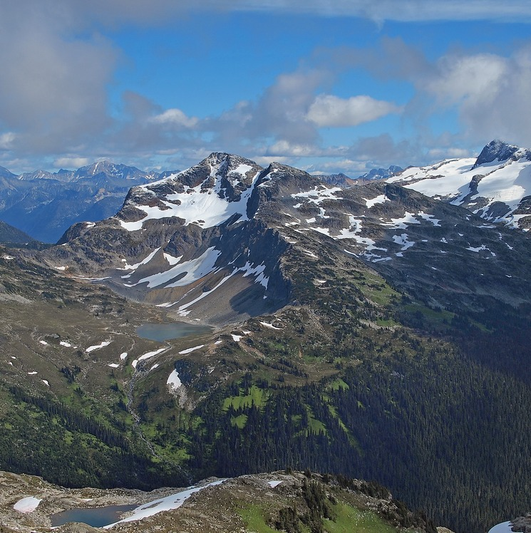 Caltha Peak weather