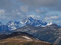 Mount Matier from Anemone Peak photo