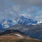 Mount Matier from Anemone Peak