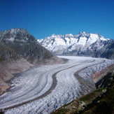 Aletsch Glacier, Aletschhorn