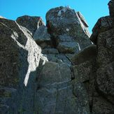 Cumbre Almanzor, Pico Almanzor