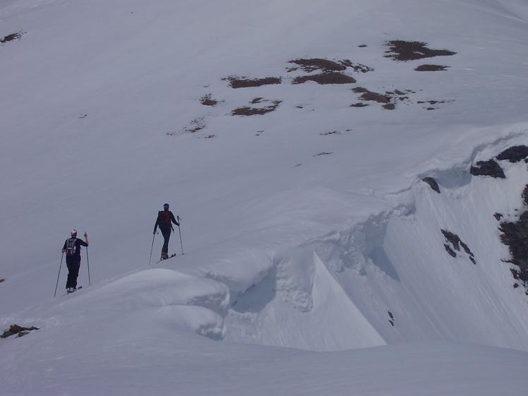 Summit ridge of Baranec