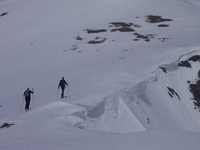 Summit ridge of Baranec photo