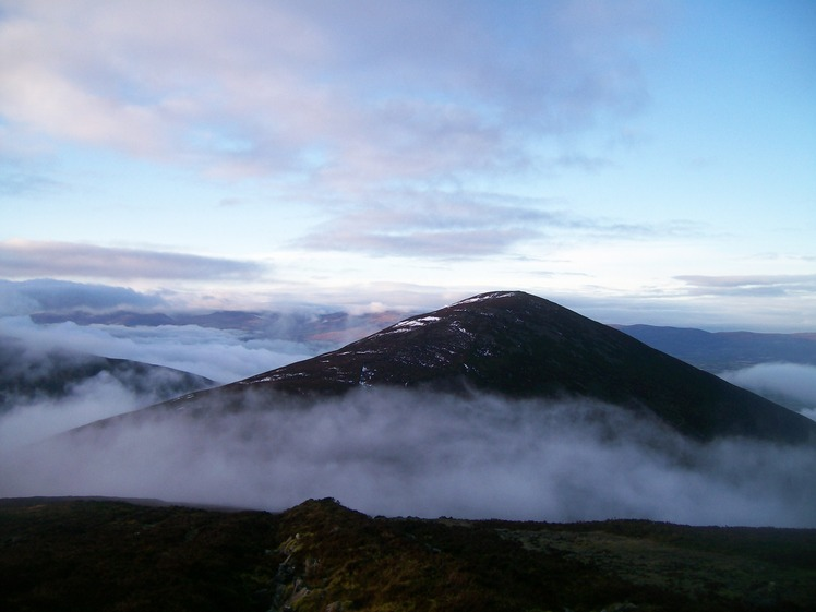 Sugarloaf Hill (Knockmealdowns) weather