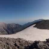 Approaching Melindao  2133 meters, Lefka Ori