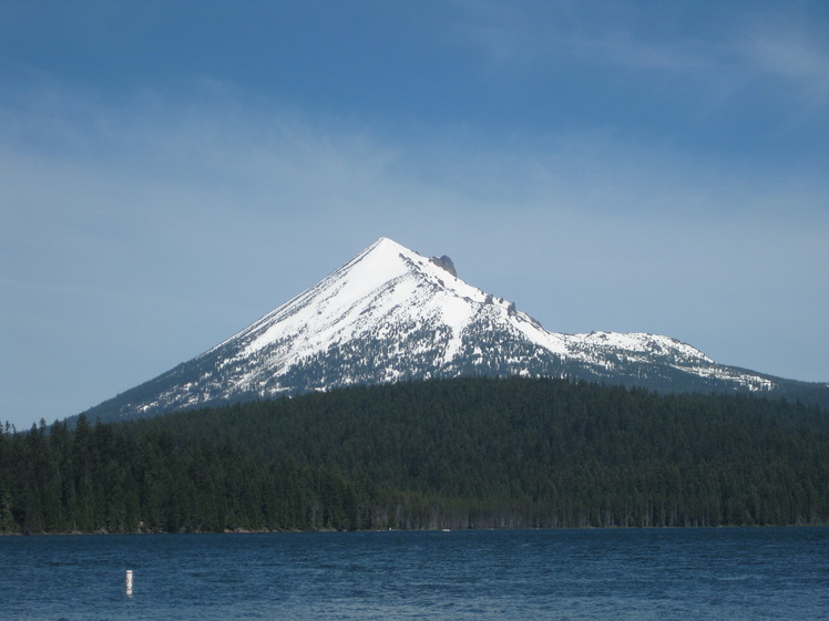 Mt. McLoughlin, Mount McLoughlin