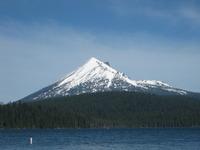 Mt. McLoughlin, Mount McLoughlin photo