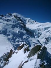 Mont Blanc, Aiguille Du Midi photo
