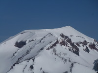 South Sister Crater Rim..., South Sister Volcano photo