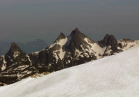 Five Fingers Group, Middle Finger (mountain) photo