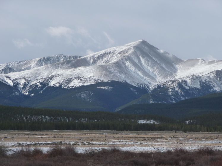 Mount Elbert weather