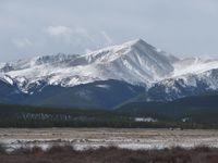 Mount Elbert North East Ridge photo