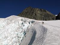 Upper Curtis Glacier and Mount Shuksan photo