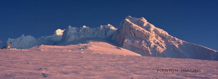 Sunrise, Mount Hood