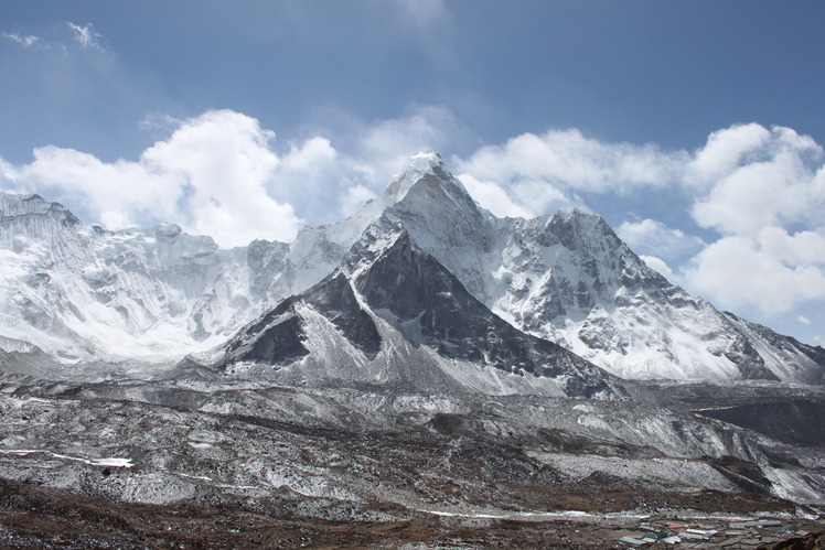 Ama Dablam weather