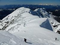 West Ridge of Mount Barr photo
