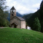 Burg Hohenratien/Chiesa di St. Joseph/