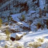 The Colors of Winter, Nevado de Colima