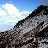 Side of Nevado, Nevado de Colima