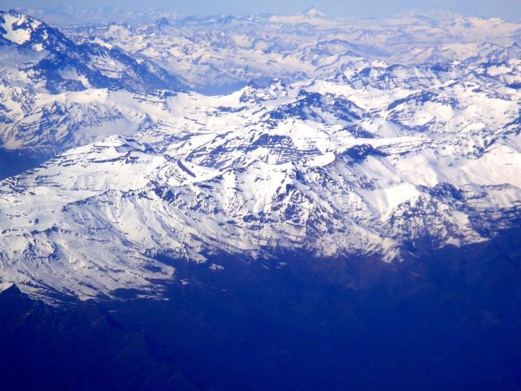 Montañas Andinas, Acamarachi